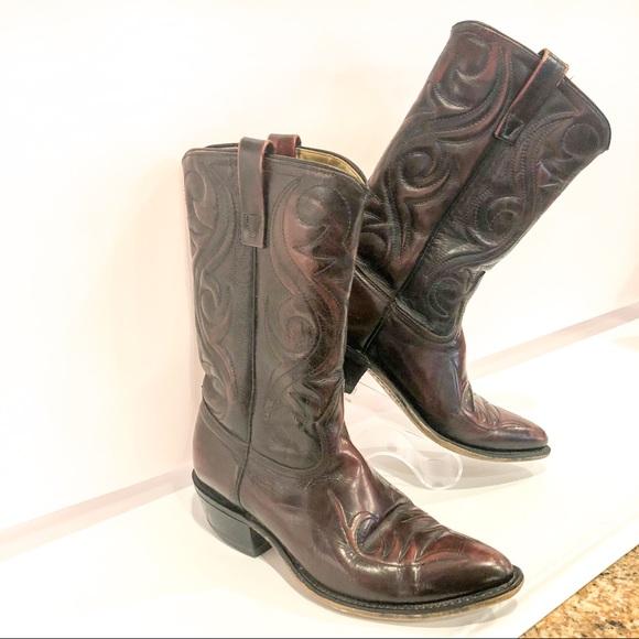 b5672909830 Acme cowboy boots size 7.5 D
